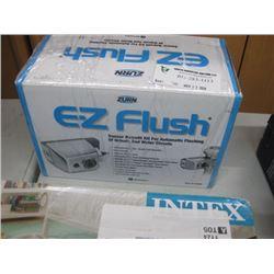 ZURN E-Z FLUSH AUTO FLUSHER