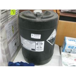 27KG MURIATIC ACID 20 BE