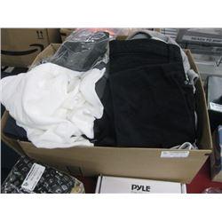 BOX OF AMAZON CLOTHES