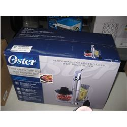 OSTER HAND BLENDER WITH ACCESSORIES