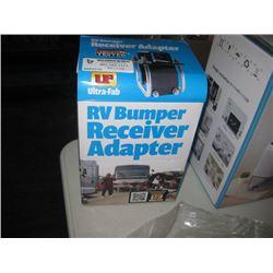 ULTRA-FAB RV BUMPER RECEIVER ADAPTER