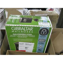 GIBRALTAR MAILBOXES LOCKABLE MAILBOX