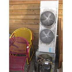 KEEPRITE EVAPORATOR / WALK IN COOLER COMPRESSOR