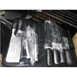 ROSS HENERY KNIFE SET