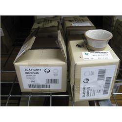 12PC ZCATIGR11 IGNEOUS RAMEKIN 1OZ 2 BOXES X 6PC