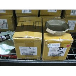 12PC ZCATIGI1 IGNEOUS INDIVIDUAL DISH 10 OZ 6PC X 2 BOXES