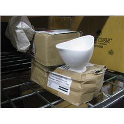 12PC APRMMFSB1 ALCHEMY MINI FOOTED SOUP BOWL 2OZ 2 BOXES X 6PC