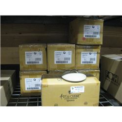 48PC ZCATIGL2 IGNEOUS LID 5 X 5 INCH 8 BOXES OF 6PC