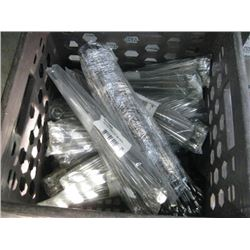HUGE BIN OF 12 INCH STAINLESS SKEWERS