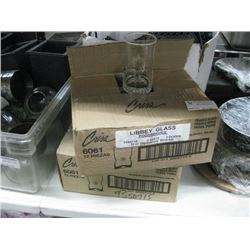 2 BOXES 296 ML JUICE STYLE GLASSES