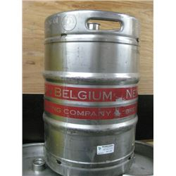 NEW BELGIUM EMPTY KEG