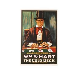 The Cold Deck Recreation 1 Sheet Movie Poster