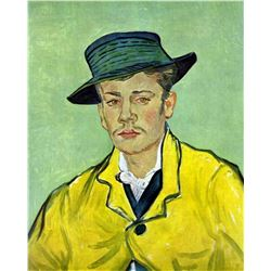 Van Gogh - Portrait Of Armand Roulin