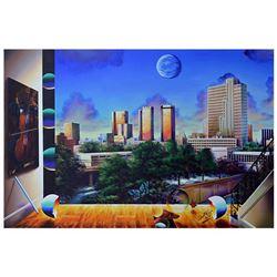 Downtown Houston by Ferjo Original