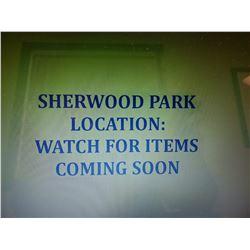 "2ND LOCATION ""SHERWOOD PARK"" @ STREAMLINE MECHANICAL"