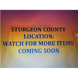 "3RD LOCATION ""STURGEON COUNTY"" 54302 RR285"