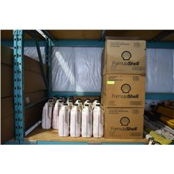 FT.MAC: 19 CASES OF FORMULA SHELL AUTOMATIC TRANS