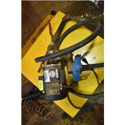 FT.MAC: GPI MODEL L5116 OIL TRANSFER PUMP, 110