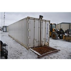FT.MAC: 40FT GAS FITTING SKID, INSULATED ELECTRIC