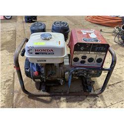 FT.MAC: HONDA 5000 WATT 120/240 VOLT GENERATOR