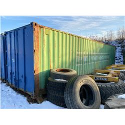 FT.MAC: 40FT SEA CONTAINER, 8FT WIDE X 8FT HIGH