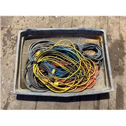 """FT.MAC: 30"""" x 40"""" SPILL TRAY & 5 MISC EXTENSION"""