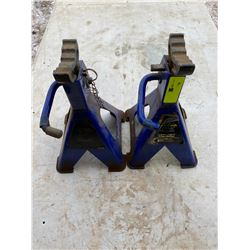FT.MAC: PAIR OF 2 TON JACK STANDS