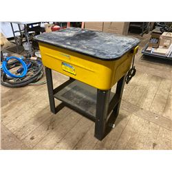 FT.MAC: POWERFIST 20 GALLON PARTS WASHER