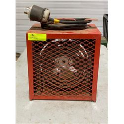 FT.MAC: 4800 WATT CONSTRUCTION HEATER , 240 VOLT