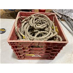 "FT.MAC: 1/2"" PVC ROPE"