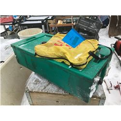 FT.MAC: PORTABLE WASH STATION AND SPILL KIT