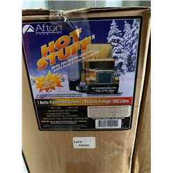 FT.MAC: 4 JUGS OF AFTON HOT STUFF DIESEL WINTER