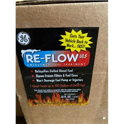 FT.MAC: BOX OF 10 RE-FLOW EMERGENCY DIESEL FUEL