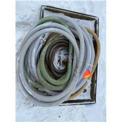 """FT.MAC: ASSORTED 2"""" SUCTION HOSE, VARIOUS LENGTHS"""