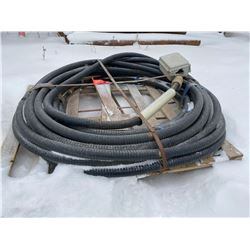 FT.MAC: LENGTH OF 1 AWG 4 CONDUCTOR TECK CABLE