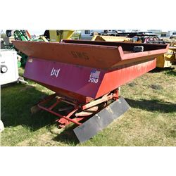 SH.PRK: LELY 3 POINT HITCH MOUNT AGGREGATE SPREADER