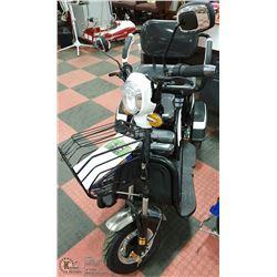 STURG.CNTY: BRAND NEW POWER TRIKE -500WATT MOTOR WHITE/BLACK