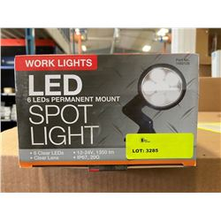FT. MAC: NEW - BUYERS WORK LIGHTS LED SPOT LIGHT