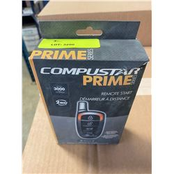 FT. MAC: NEW - COMPUSTAR PRIME REMOTE STARTER