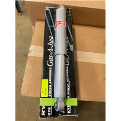 FT. MAC: LOT OF 4 NEW - KYB GAS SHOCK ABSORBERS