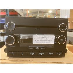 FT. MAC: NEW FORD RADIO/ CD PLAYER, BC3T-18C869-EE