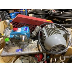 SH. PARK: CAT 310W ELECTRIC PRESSURE WASHER
