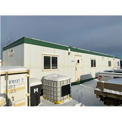 FT. MAC: 60FT OFFICE BUILDING ON SKID C/W 2