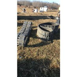 STURG.CNTY: CAT 299 SKID STEER TRACKS