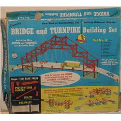 Kenners Bridge and Turnpike Building set no 4