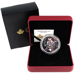 2019 Canada $30 Fancy Dance Fine Silver Coin. (TAX Exempt)