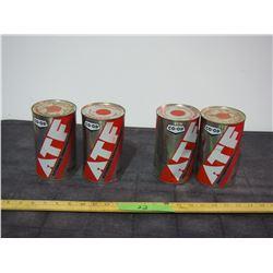 2X THE MONEY - 4 Full Co-op Tins 1L