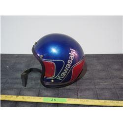 Vintage Kawasaki Helmet