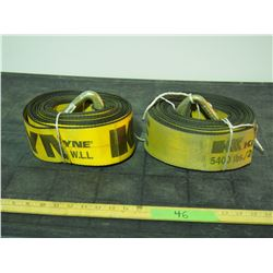 2X THE MONEY - 5400LB Tie Straps