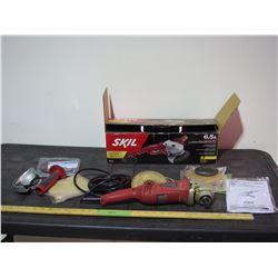 Skil 6.5 Amp Rear Handle Grinder